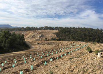 HY-TEC Austen Quarry at Hartley NSW