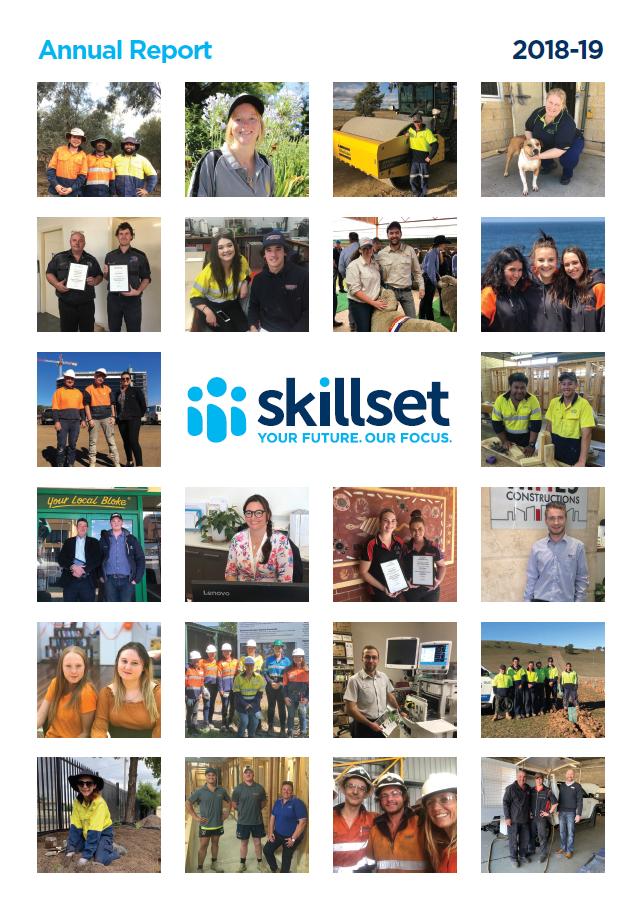 Skillset 2018-19 Annual Report