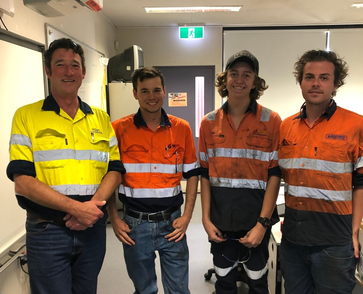 Mentoring Program Helps Thousands of Apprentices and Trainees Stay on Track