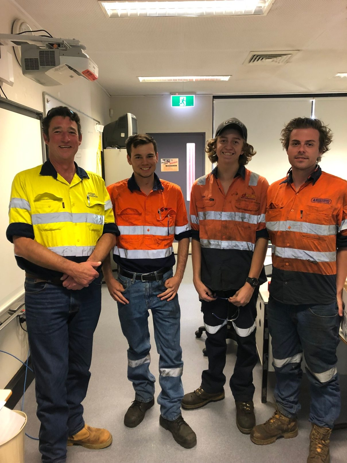 Skillset Mining Apprentices - Mentor Plus