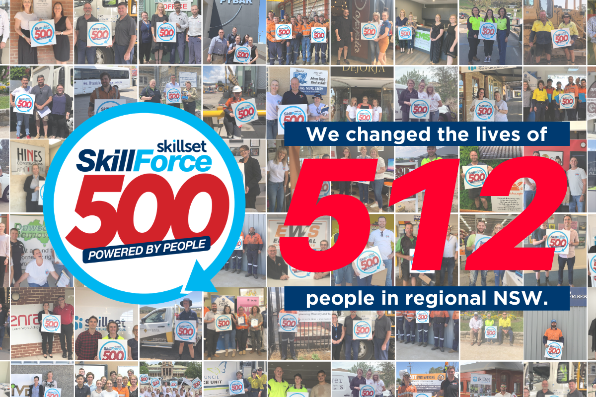 SkillForce500 is officially finished! See what we achieved!