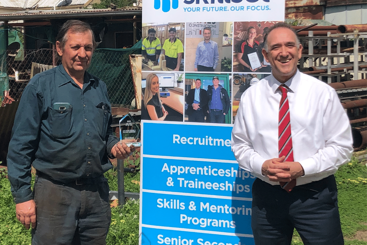 Skillset welcomes Boosting Apprenticeship Commencement Package