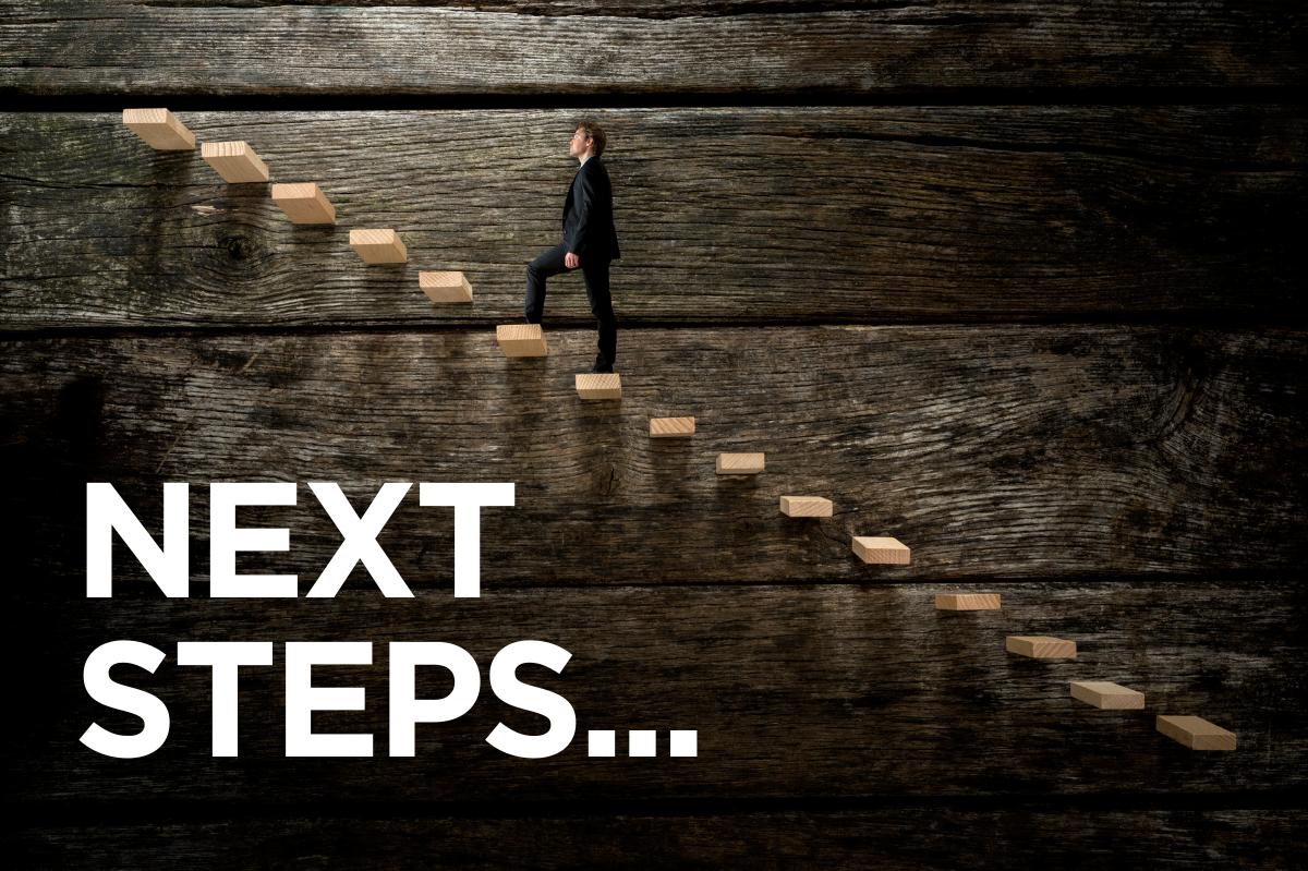 What do I do next? Moving forward after a job knockback