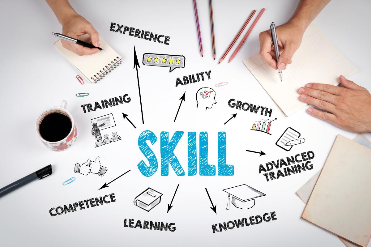 Workforce skills – Hard skills, soft skills … and hybrid skills