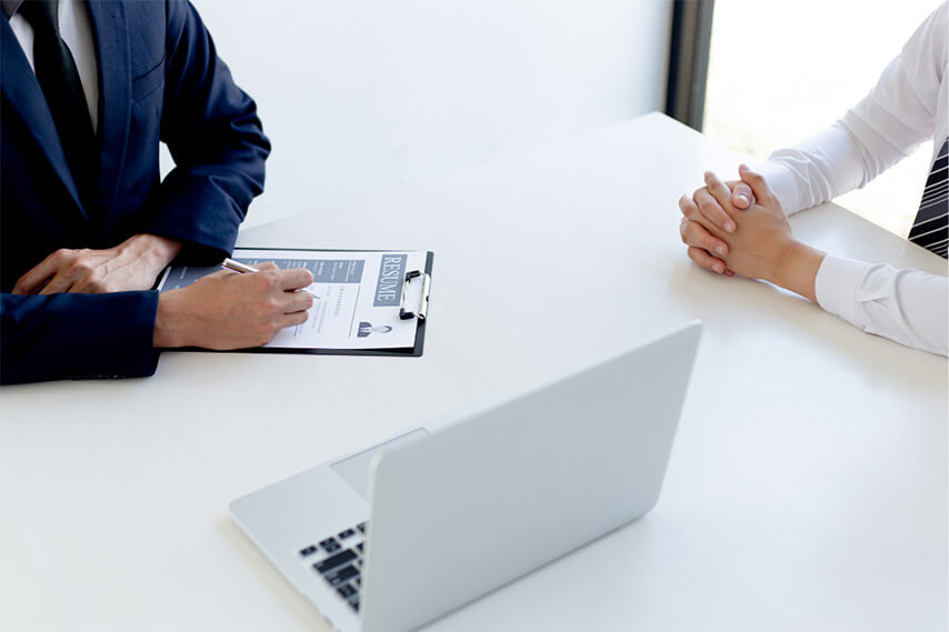 After the job interview – tips to improve for next time
