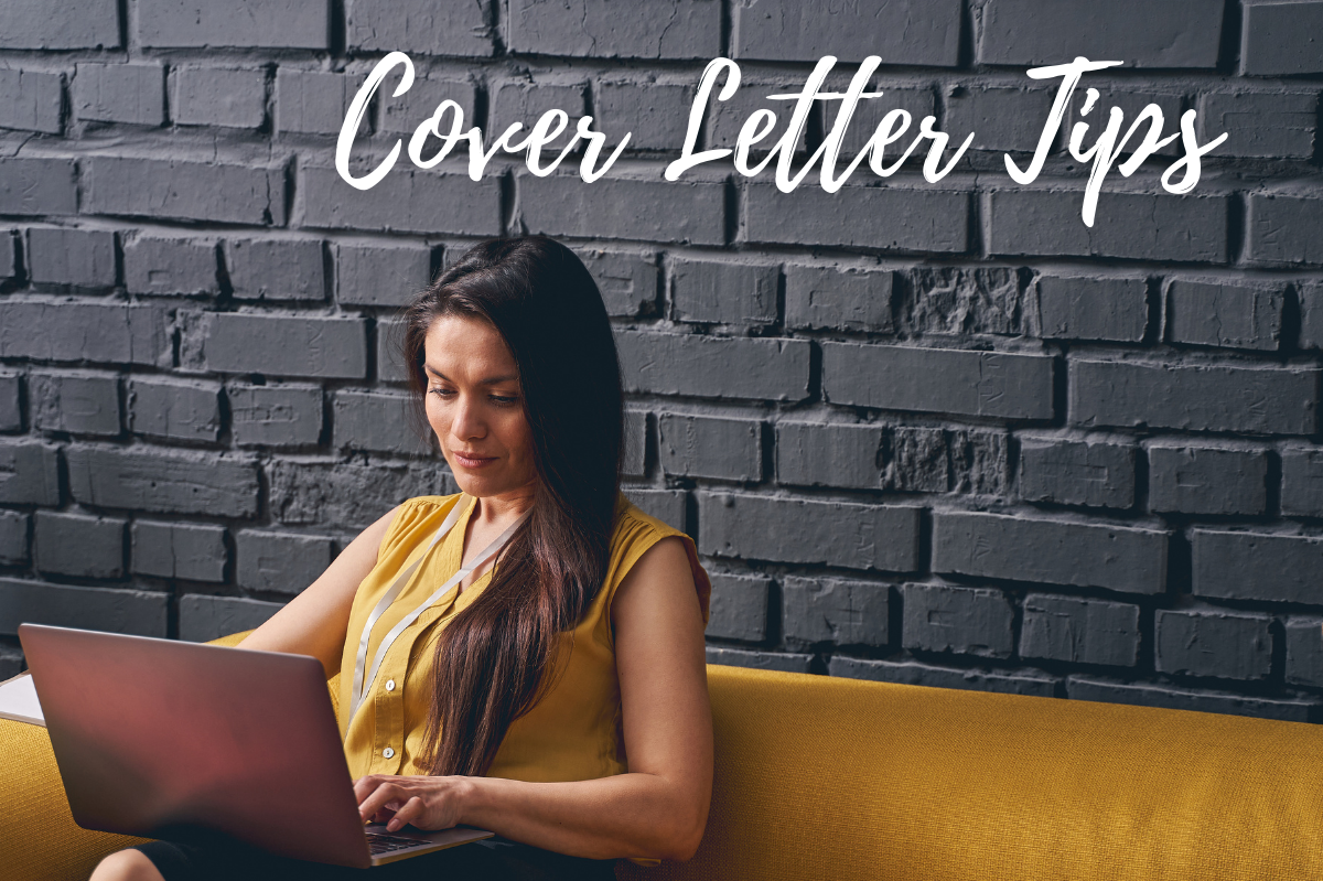 Top tips for writing your next covering letter